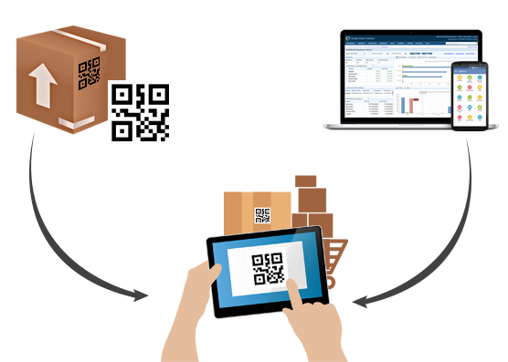 GOIS  barcode inventory system